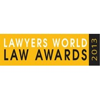 Lawyers World Law Awards 2013