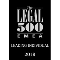 The Legal 500 EMEA Leading Individual