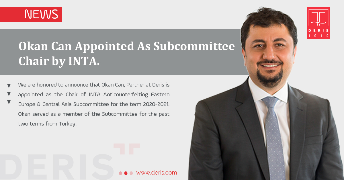 Okan Can Appointed As Subcommittee Chair by INTA