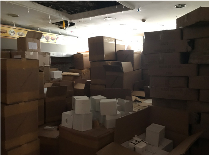 Successful Raid Conducted Against Counterfeit Perfumes
