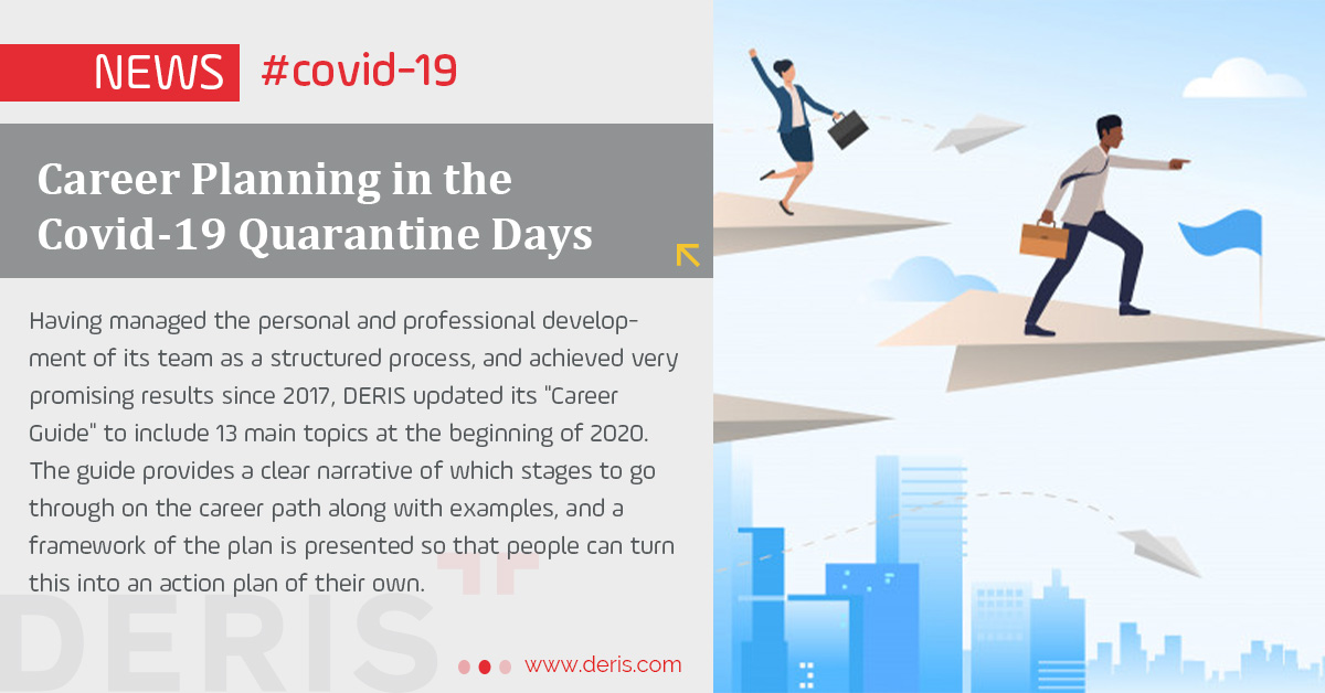 Career Planning in the Covid-19 Quarantine Days