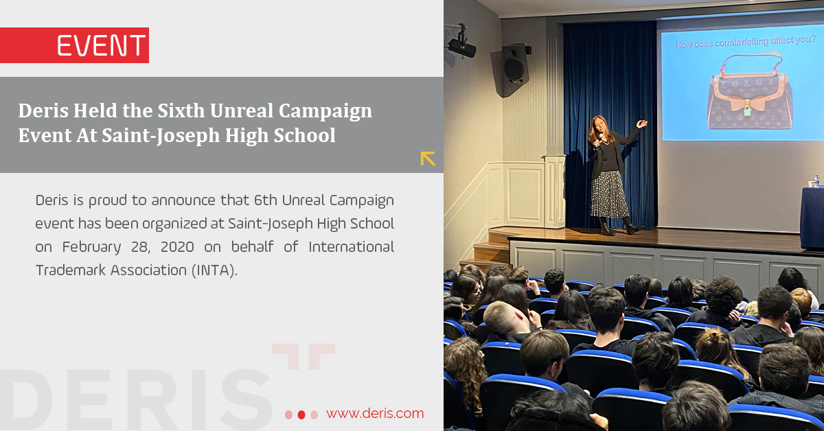 Deris Held the Sixth Unreal Campaign Event at Saint-Joseph High School