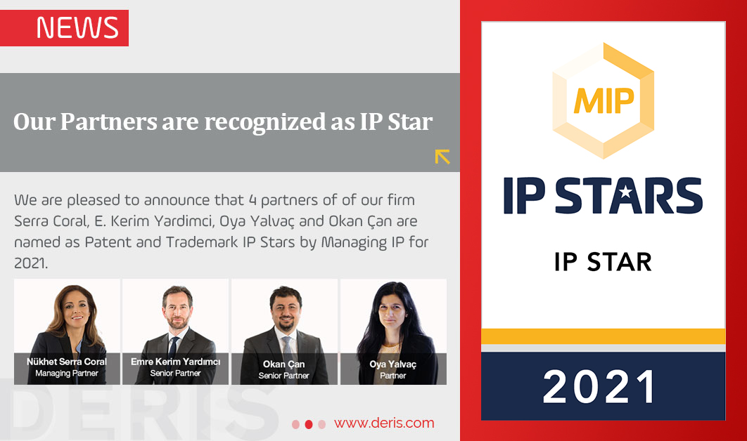 Our Partners are recognized as IP Star