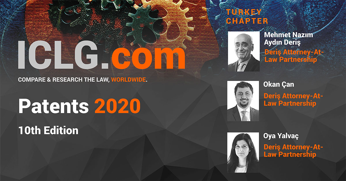 Turkey: Patents 2020