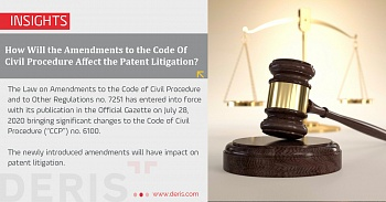 How Will the Amendments to the Code Of Civil Procedure Affect the Patent Litigation?