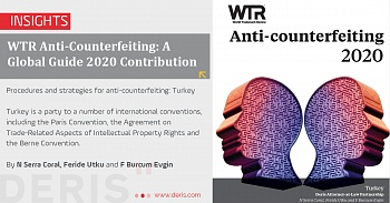 WTR Anti-Counterfeiting: A Global Guide 2020 Contribution